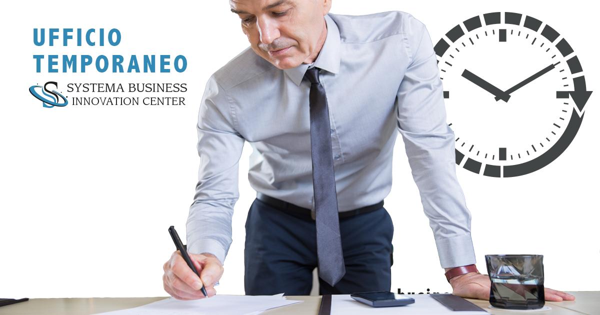 Ufficio temporaneo systema business center for Ufficio temporaneo